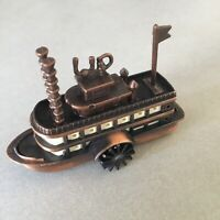 Mark Twain Barco Missisipi Sacapuntas Pencil Sharpener