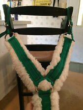 Fleece Backed Horse Breastcollar