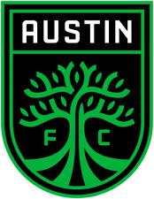 Austin FC 4 Inch MLS Color Die-Cut Decal / Car Sticker *Free Shipping
