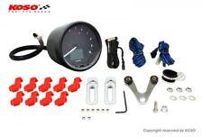 Compteur multifonctions KOSO Neo Retro 64 mm TNT noir Universel Moto