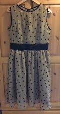 "Lindy Bop ""Candy"" Robe Taille 14 in (environ 35.56 cm) Moka Polka"