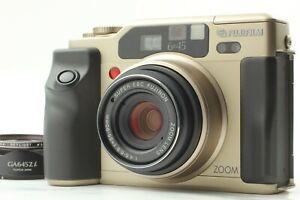 【Exllent+5】Fuji Fujifilm GA645Zi Pro 6x4.5 Medium Format Camera + Etc. from JPN