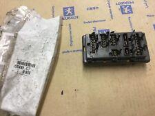 Peugeot 106 I II 306 I II ZX Ax Saxo conjunto de Caja de Fusible 13 Fusibles Caja De Guante 6500C7