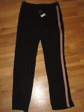 next  black straight leg trousers size 8 regular leg 29 brand new with tags