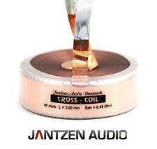 Jantzen-Audio CrossCoil Bandspule AWG16 -  1,00mH - +/-2% - 0,37Oh