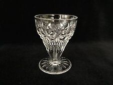 "John Walsh England Walsh Crystal Liqueur Glass Goblet, 3"" Tall x 2 1/3"" Diameter"