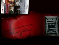 Joe Frazier Signed Full Size Everlast Boxing Glove JSA COA