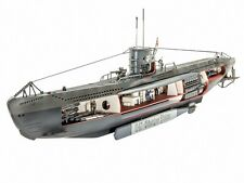 RV05060 - Revell 1:125 - German Submarine U-47 with Interior