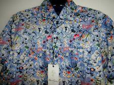 Robert Graham Mens Hart Short Sleeve Classic Fit Shirt