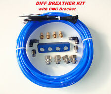 DIFF BREATHER KIT-4 Point Bracket, Suzuki, Rodeo, Toyota
