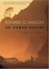 On Human Nature by Edward O. Wilson (2004, Paperback, Revised)