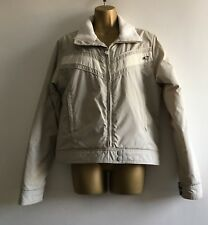 Womens O'Neill Boardbabes Light Thin Padded Natural / White Jacket XLarge