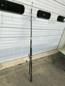 SHAKESPEARE 1100 UGLY STIK  With LX 6000 Reel
