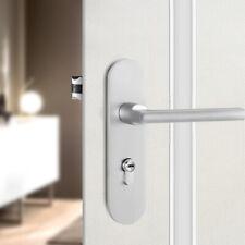 European Aluminum Entry Door Lock Set Door Lock Handle Lever Security Lock Kits