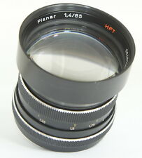 CARL ZEISS PLANAR 85/1.4 85MM F1.4 GERMANY LENS FOR ROLLEI ROLLEIFLEX QBM 35MM