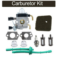 Carburateur+Filtre à Air pour STIHL FS38 FS45 FS46 FS55 KM55 Carb Joints C1Q-S97