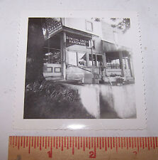Vintage Photo BOWLING GREEN HARDWARE - Indiana Store - Skelgas