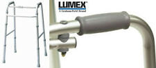 Graham Field LUMEX Single Release Aluminum Folding Walker PVC Grip GF Brand New