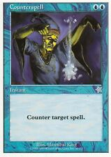 Counterspell | ex + | starter 1999 | Magic MTG