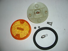 Porsche 914 complete side marker assembly new reproduction part! right side