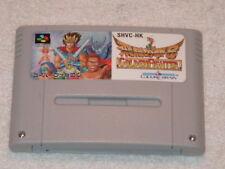 Golden Fighter Hiryuu No Ken S Super Famicom SFC Game SNES Nintendo Japan JP