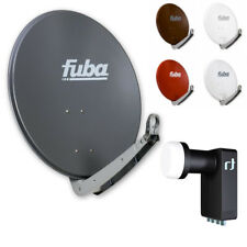 Fuba DAA 650 HD Sat Anlage - 4 Teilnehmer (m. Inverto Quad LNB) - Sat Anlage be