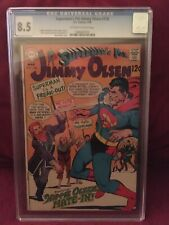 Superman's Pal Jimmy Olsen #118 CGC Universal Grade 8.5 D.C. Comics 3/69
