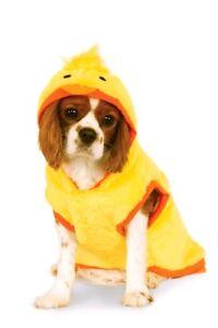 Rubie's Costume Co Duck Hoodie Pet Costume (Medium) NEW! Cute Dog and Cat Costum
