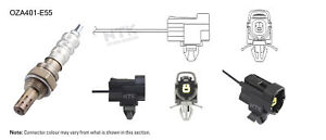 NGK NTK Oxygen Lambda Sensor OZA401-E55 fits Mazda 323 1.8 Astina EFI SOHC (B...