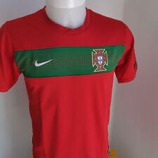 superbe maillot  de football Portugal foot vintage 2010 13/15 ans nike