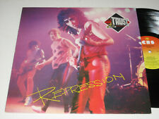 Trust - Repression (CBS Records Heavy Rock/Metal Vinyl LP - 1980 + Insert)