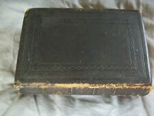 GEMS FOR THE FIRESIDE-Tiffany-1881 Book/Illustrated/Poetry/Wit/Philosophy/Prose