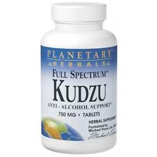 Kudzu Full Spectrum 750mg X 120 Tablets Planetary Herbals