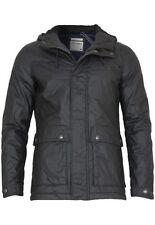 Cappotti e giacche da uomo stile parka nero JACK & JONES
