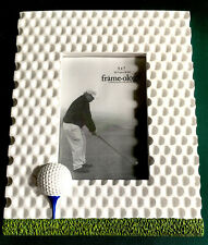 POLY RESIN GOLF BALL FRAME by FRAME.OLOGY UNITED DESIGN