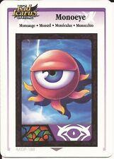 Carte RA Kid Icarus Uprising 3DS Nintendo MONOEYE AKDP-188