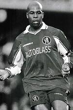 Football Photo>MICHAEL DUBERRY Chelsea 1997-98