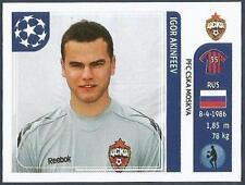 PANINI UEFA CHAMPIONS LEAGUE 2011-12- #091-CSKA MOSCOW-IGOR AKINFEEV