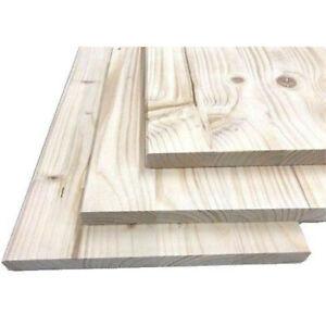 Leimholzplatten Leimholzplatte Leimholz FICHTE 18mm verschiedene Größen Holz