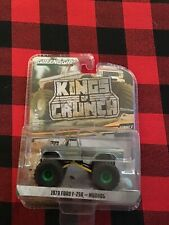 1/64 Greenlight 49050-C King Crunch 5 Chase Greenie 79 Ford Mudhog