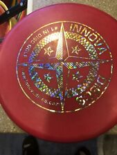 Innova First Run Bullfrog 175 Red And Gold