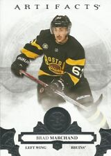 Brad Marchand #34 - 2017-18 Artifacts - Base