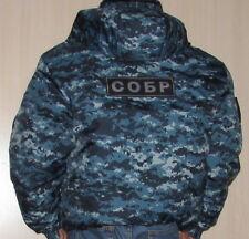 Genuine ALL Sizes Russian Police Spetsnaz SOBR Officer Uniform Bomber Jacket