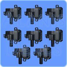 New Premium High Performance Ignition Coil Set (8) LS1 LS6 D580 C1144 UF192