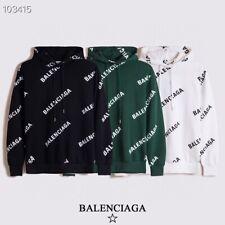 20Balenciaga Premium Quality Men's Hooded Sweatshirt Hoody Hoodie Pullover