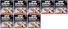 Gillette Contour Plus (Gillette Atra Plus) Refill Blade, 40 Cartridges NEW