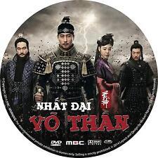 Nhat Dai Vo Than  -  Phim Bo Han Quoc
