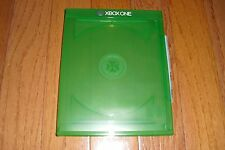 Original Microsoft XBox One 1 Replacement Game Case - SELECT YOUR QUANTITY