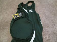NEW Under Armour MPZ Compression Basketball Padded Green Tank 3XL FREE SHIPPING!