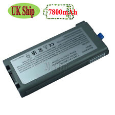 for Panasonic Toughbook Battery Cf-vzsu46r Cf-vzsu46au Cf-vzsu71u 7800mah 9cel